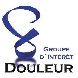 Logo du GI Douleur (Delta minuscule)